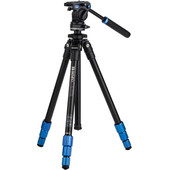 Benro TSL08AS2CSH Slim Video Statief Kit