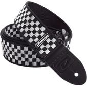 Dunlop D38-31 Zwart Gitaarband
