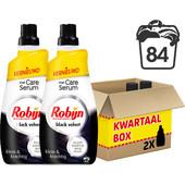 Robijn Klein & Krachtig Black Velvet - 2 stuks