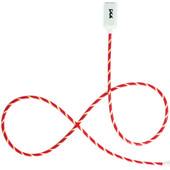Pac El Light Flowing Lightning Kabel 1m Rood