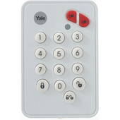 Control panels for alarm systems