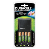 Duracell Chargeur de piles 15 minutes - AA - AAA