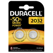 Duracell Specialty 2032 Lithium button cell battery 3V 2 pieces