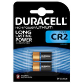 Duracell High Power Lithium CR2 battery 3V 2 pieces
