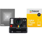 Polaroid Originals OneStep+ Noir - Everything box