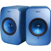 KEF LSX système stéréo sans fil Bleu