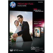 HP Premium Glossy Photo Paper 25 Sheet (10 x 15)