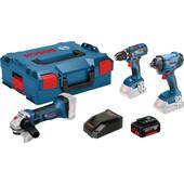 Bosch Toolkit Accu 0615990K4K