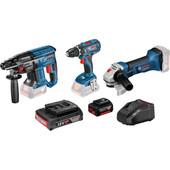 Bosch Toolkit Accu 0615990K6M