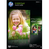 HP Everyday Glossy Fotopapier 100 vel (A4)