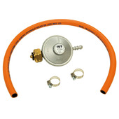 Barbecook Gasregulator + Slang 37 mbar