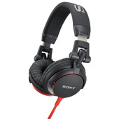 Sony MDR-V55 Rood
