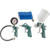 Metabo Set d'outils à air comprimé LPZ 4