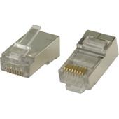 Valueline STP CAT6 Netwerkstekker 10 stuks