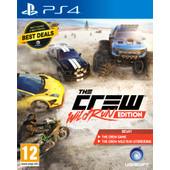 The Crew : Wild Run PS4