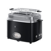 Russell Hobbs Retro Classic Grille-pain Noir