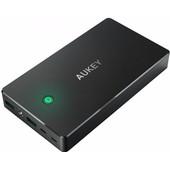 Aukey PB-N36 Quick Charge Powerbank 20.000 mAh Zwart