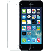 Azuri Apple iPhone 5/5S/SE Screenprotector Gehard Glas