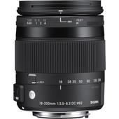 Sigma 18-200mm f/3.5-6.3 DC Macro OS HSM C Nikon