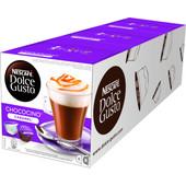 Dolce Gusto Choco Caramel lot de 3