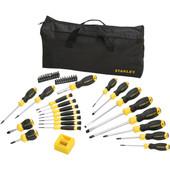 Stanley 42-piece screwdriver set