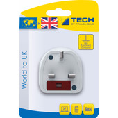 Travel Blue Wereld Adapter - UK