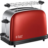Russell Hobbs Colours Plus+ Flame Red Grille-pain 23330-56