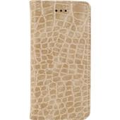 Mobilize Premium Gelly Alligator Samsung Galaxy J7 (2017) Book Case Bruin