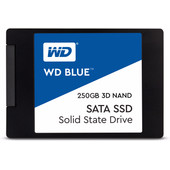 WD Blue 3D NAND 250GB 2,5 inch