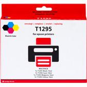 Huismerk T1295 4-Kleuren Pack voor Epson printers (C13T12954010)