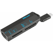 Trust USB Type-C Lecteur de carte