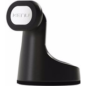 Kenu Airbase Support de téléphone Magnétique Universel Noir