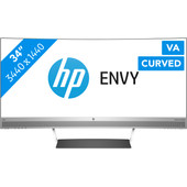 HP Envy 34 Curved Display