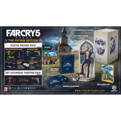 Far Cry 5 The Father Édition Collector Édition PS4