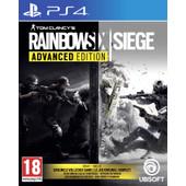 Rainbow Six: Siege (Édition Avancée) PS4