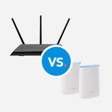 Routers vs multiroom