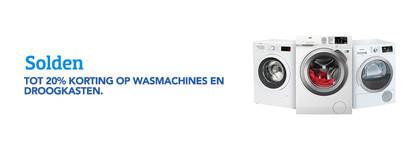 Solden Fallback - Wasmachines