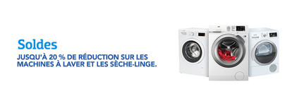 Solden - Wasmachines