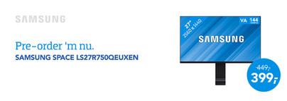 Samsung Space LS27R750QEUXEN V2