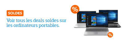 Solden 2019 - Laptops FR