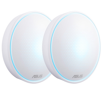 Asus Lyra Mini AC1300 Multiroom Wi-Fi Lot de 2
