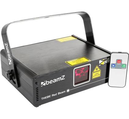 Beamz Thebe Laser Red Main Image