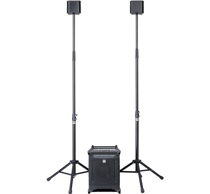 HK Audio Lucas Nano 305FX (per paar met subwoofer)