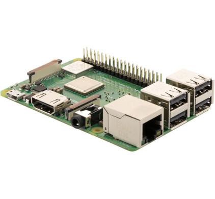 f951d92c7f2f63 Raspberry Pi 3 Model B+ - Coolblue - avant 23 59, demain chez vous