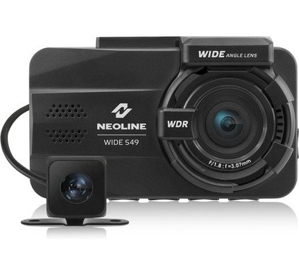 Neoline Wide S49 Dual Dashcam