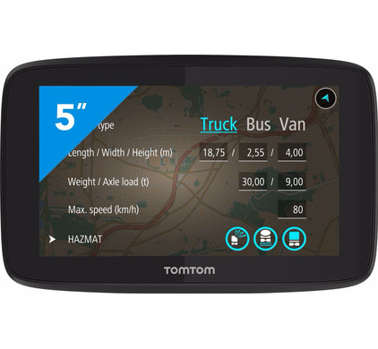 TomTom Go Professional 520 Europa