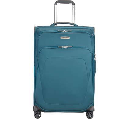 Samsonite Spark SNG Expandable Spinner 82cm Petrol Blue