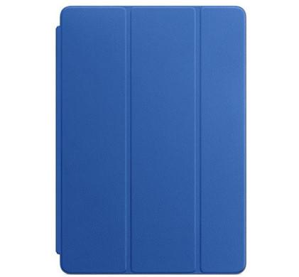 Apple iPad Pro 10,5 inch Leren Smartcover Electric Blue