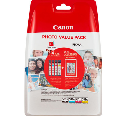 Canon CLI-581XL Multipack (2052C004)