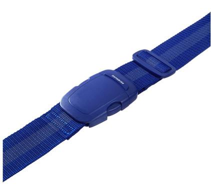 Samsonite Luggage Strap 3,8 cm Indigo Blue